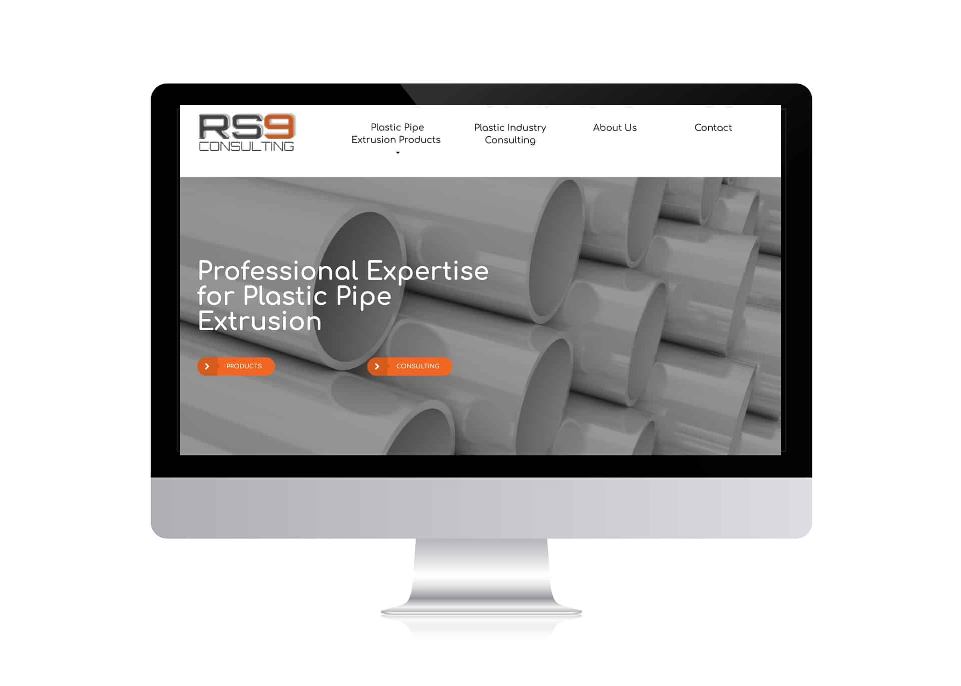 Portfolio RS9 Consulting Plastic Pipe Extrusion Expertise