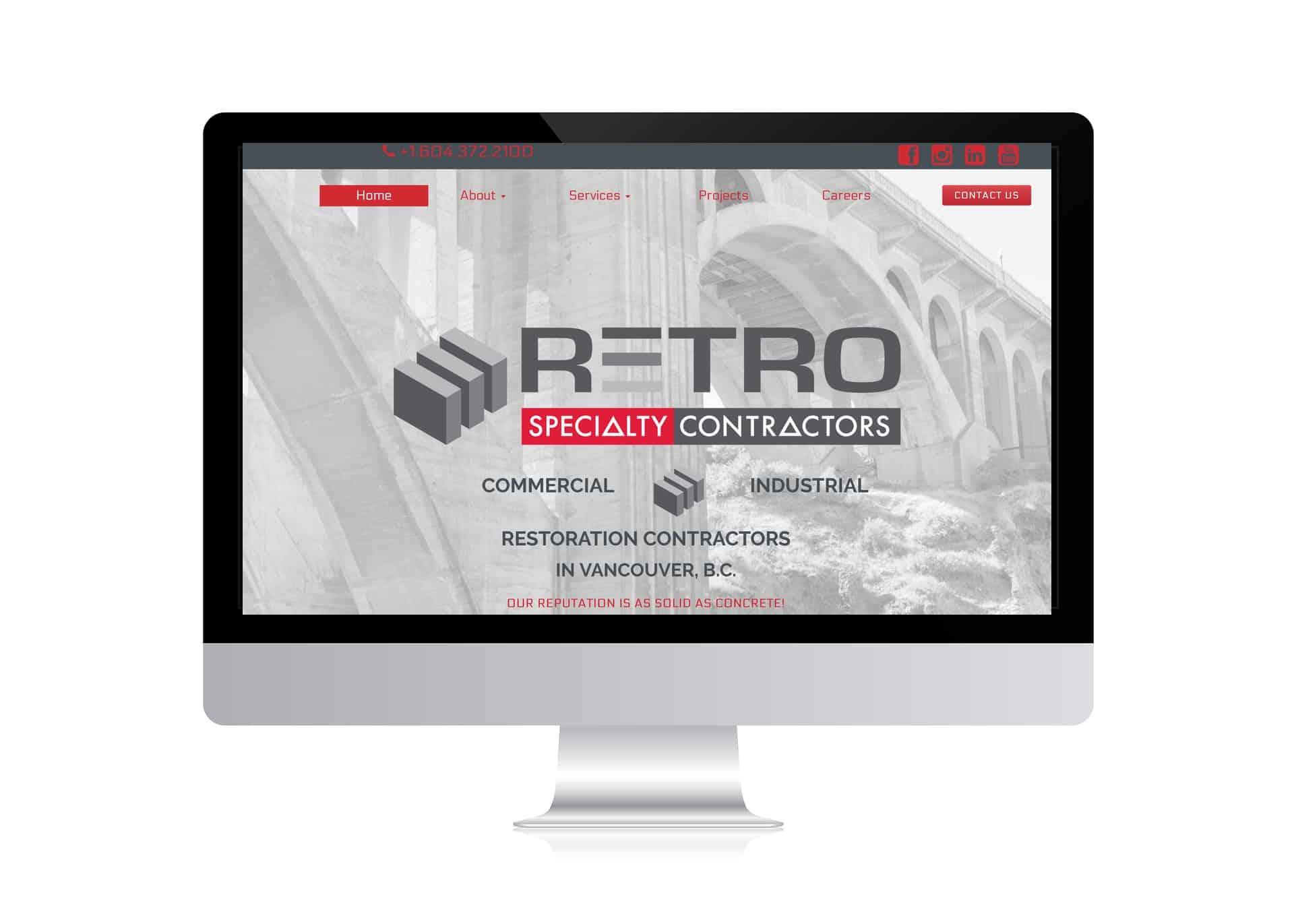 Portfolio Retro Specialty Contractors
