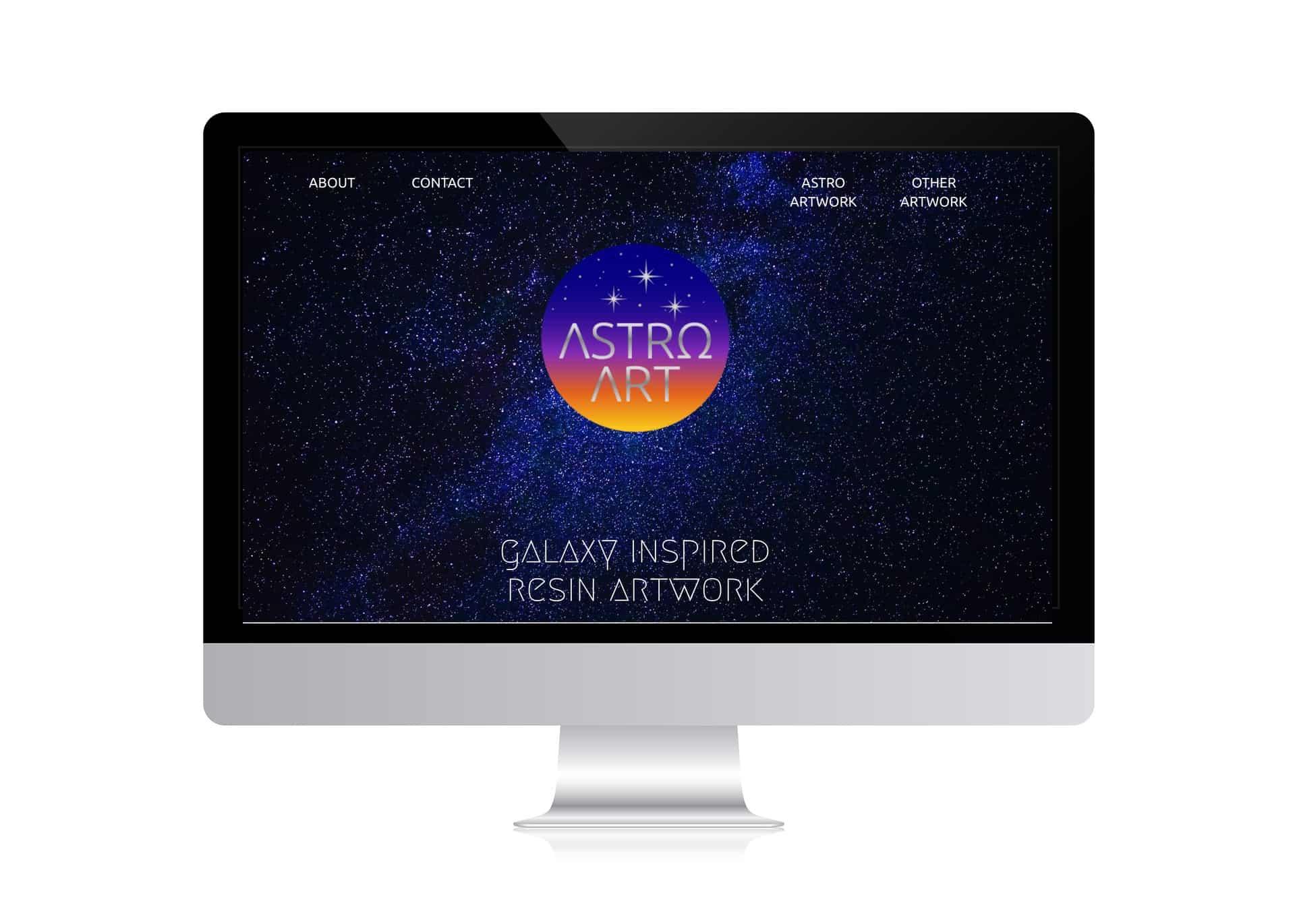 Portfolio Astro Art
